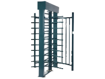 RFID-Reader-Access-Control-System-Full-Height-Turnstiles
